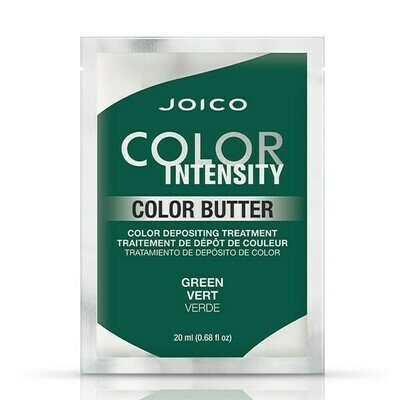 Joico Color Butter - Green 20ml