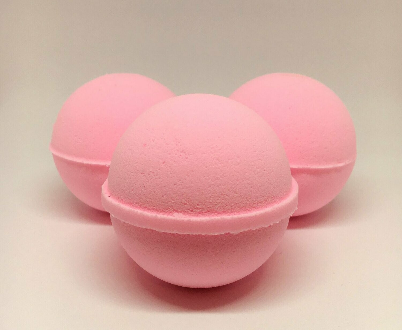 Sisters Sage Pink Sugar Bath Bomb