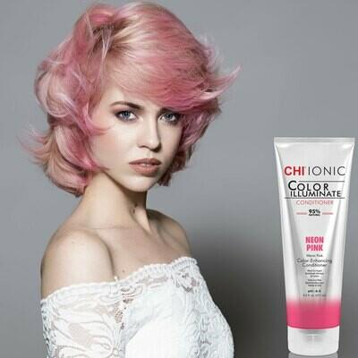 Chi Color Illuminate Conditioner Neon Pink 8.5oz