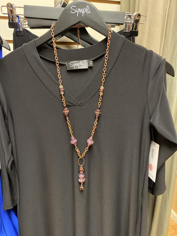 DK Copper Mine Necklace.