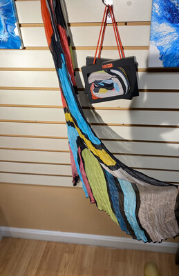 Major Deal Dolcezza Abstract Print Scarf.