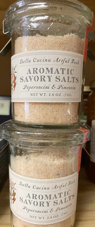 Bella Cucina Aromatic Savory Salts Tap For Blends 2.6 oz