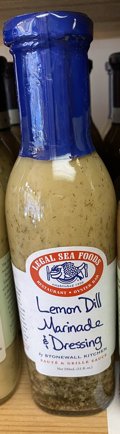 Legal Sea Foods Lemon Dill Marinade & Dressing