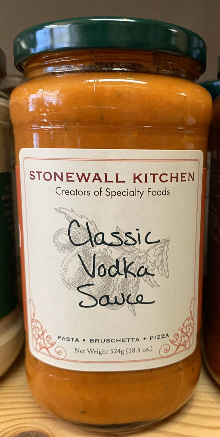 Stonewall Kitchen Classic Vodka Pasta Sauce