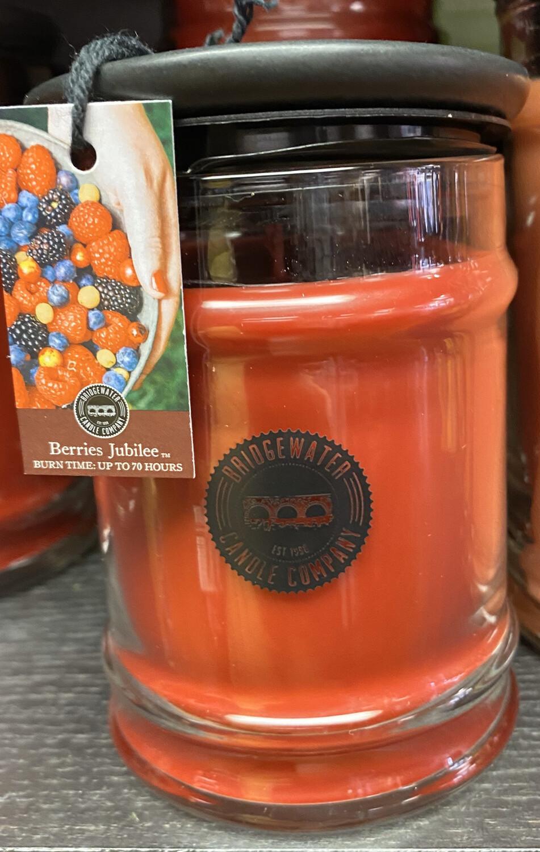 Bridgewater Candle Berries Jubilee 8.8 oz