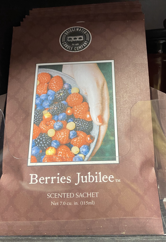 Berries Jubilee Sachet