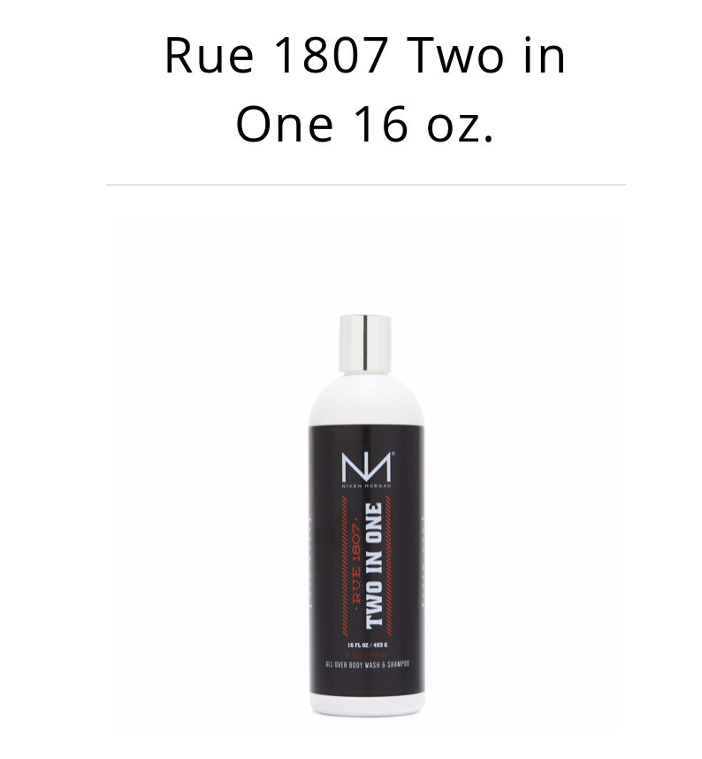 Niven Morgan Rue 1807 Two In One 16 oz