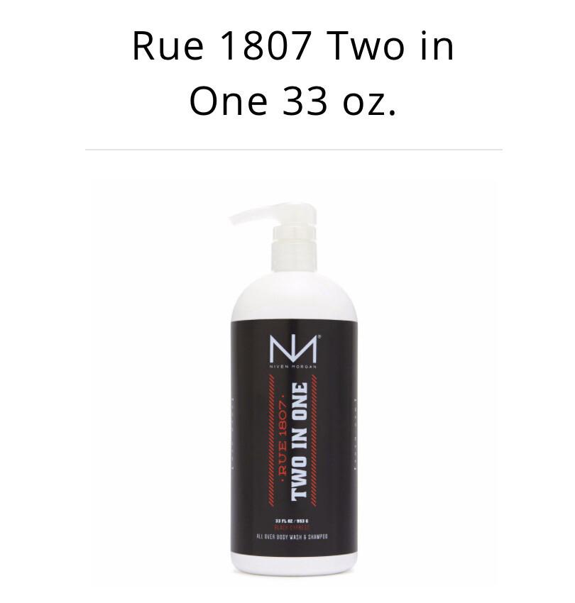 Niven Morgan Rue 1807 Two In One Mega 33oz