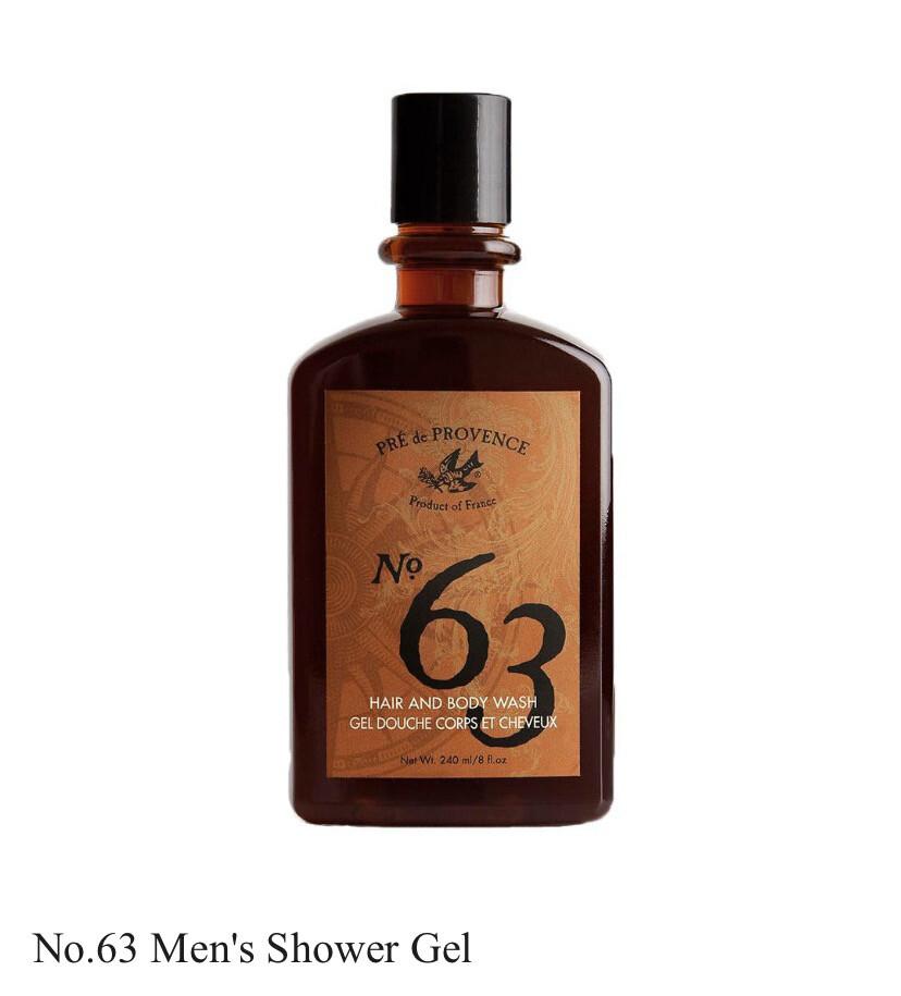 Men's Pre De Provence No 63 Hair And Body Wash
