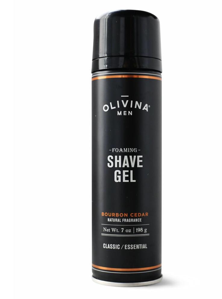 Olivina Foaming Shave Gel