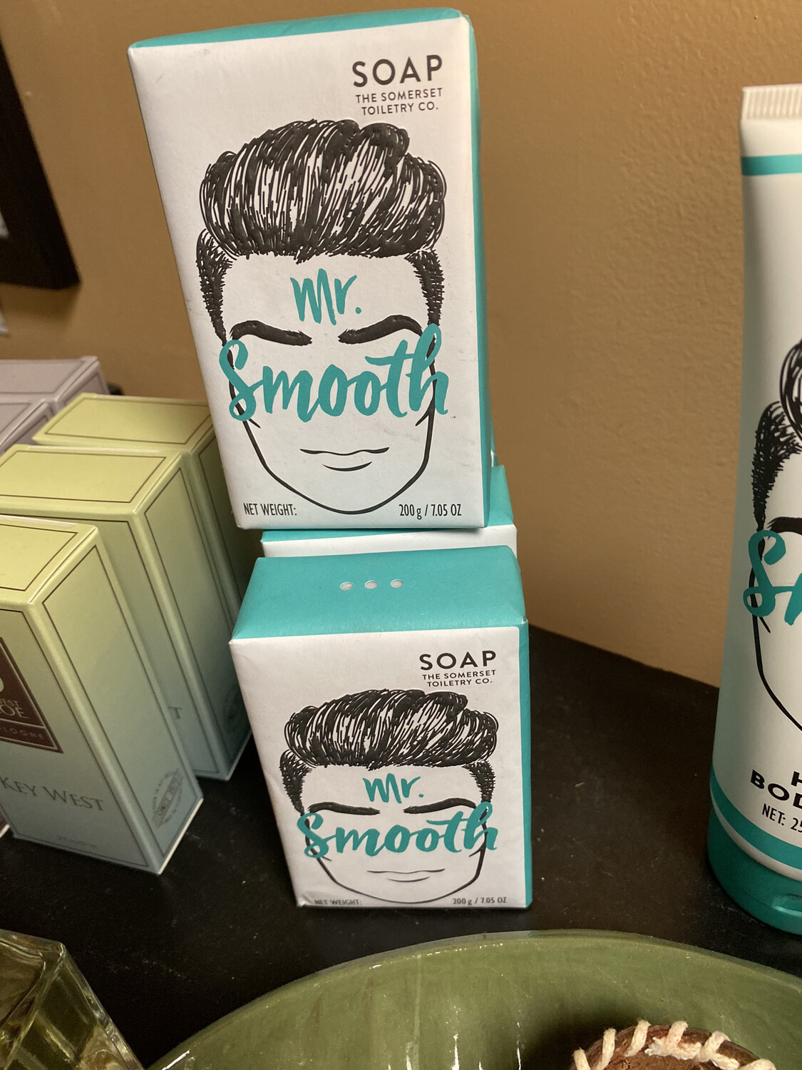 Mr. Smooth Soap