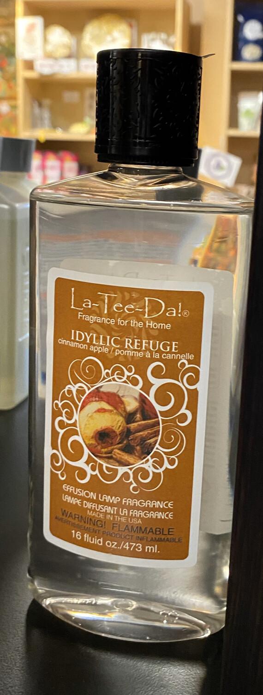 La Tee Da Idyllic Refuge Cinnamon Apple 16 oz