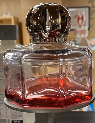 Maison Berger' Ombré Red Lamp