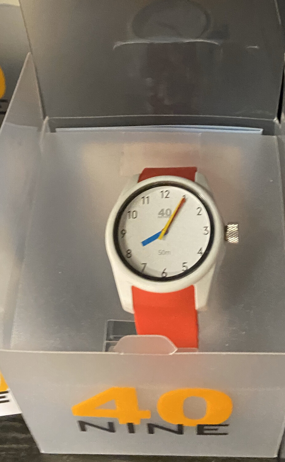 Fun Color Watches 2 Year Warranty Japanese Quartz Tap To Pick Your Color