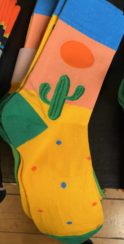 Fun Interchangeable Socks Set Of 4