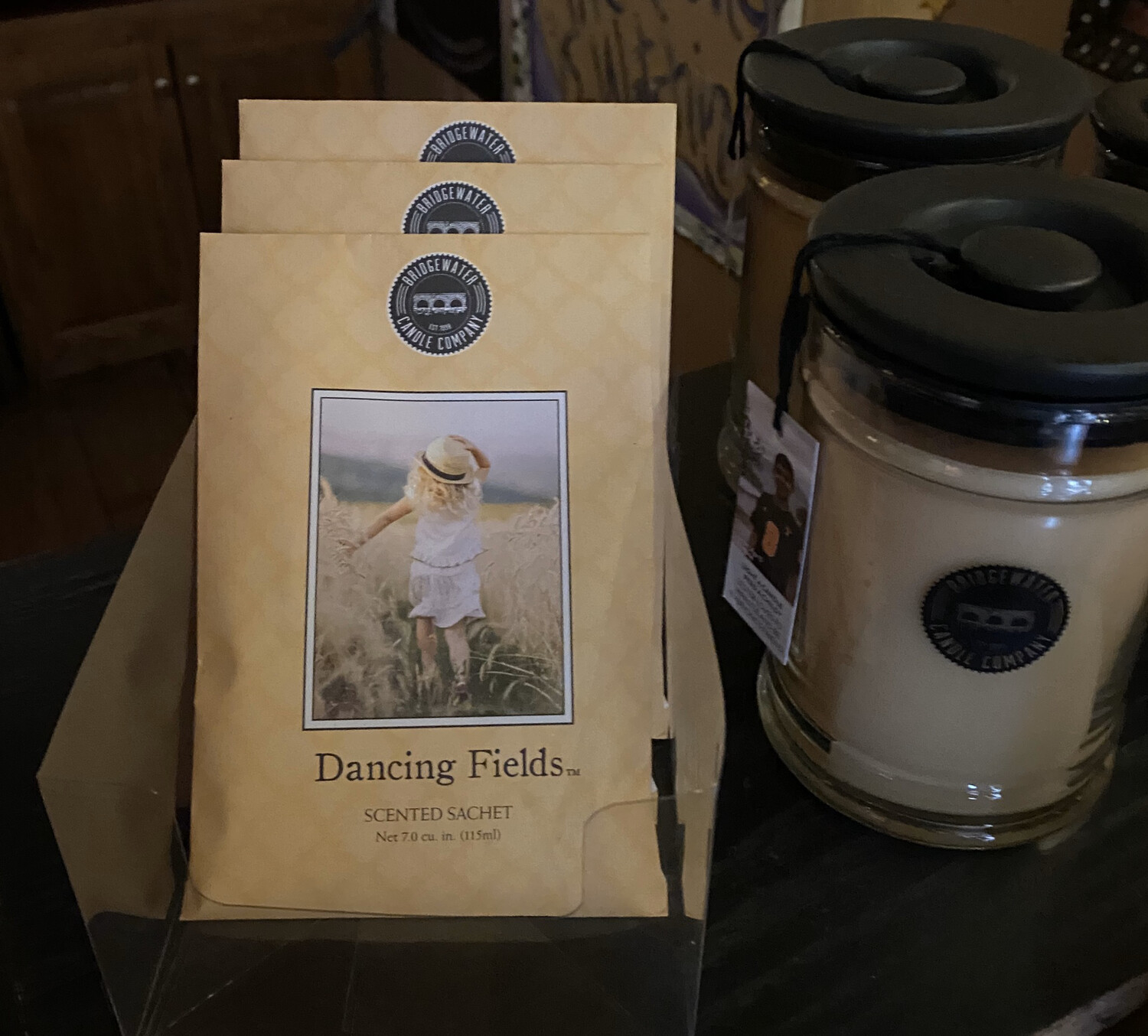 Dancing Field 18.5 oz Jared Candle