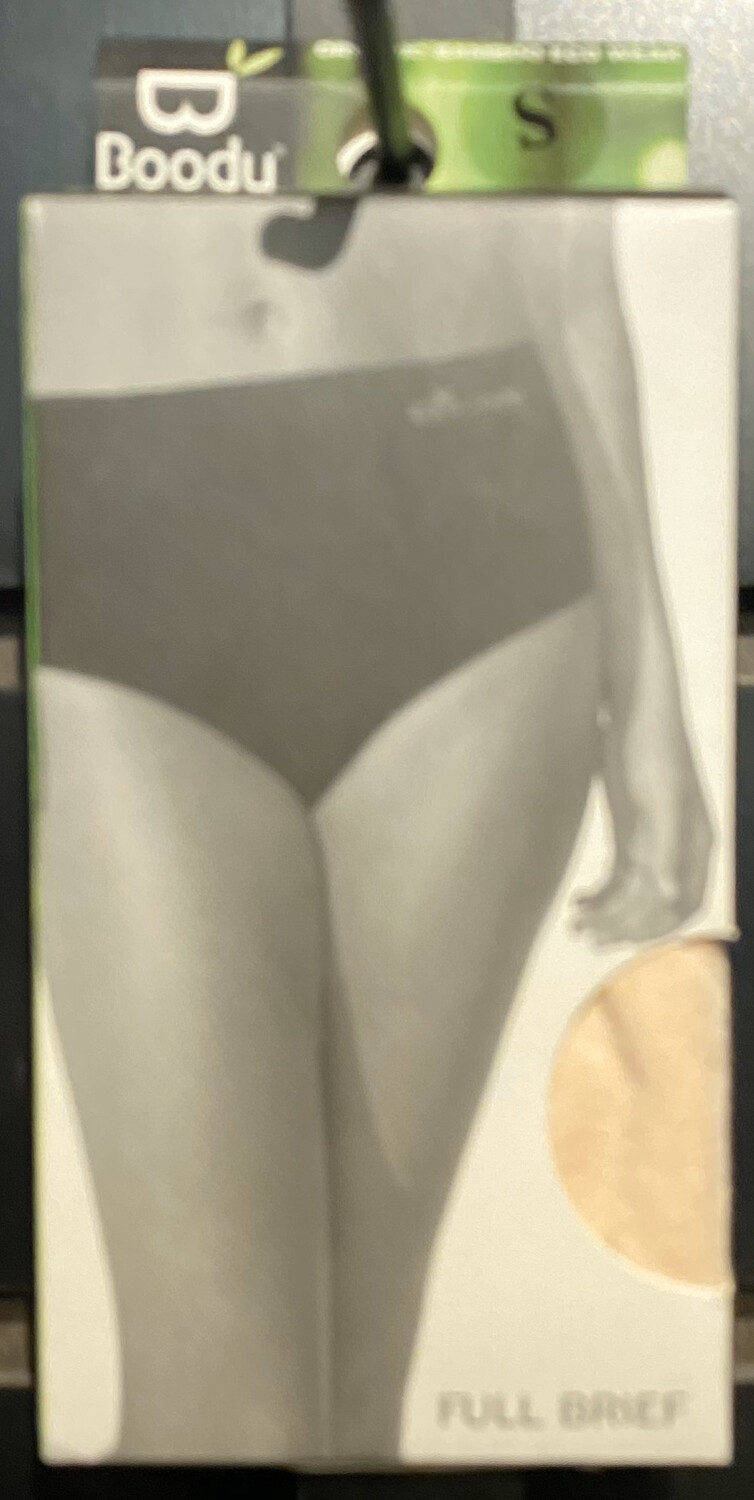 Woman's Bamboo Light Nude Full Brief