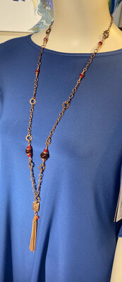 DK Elements Jewelry Copper Minds Red