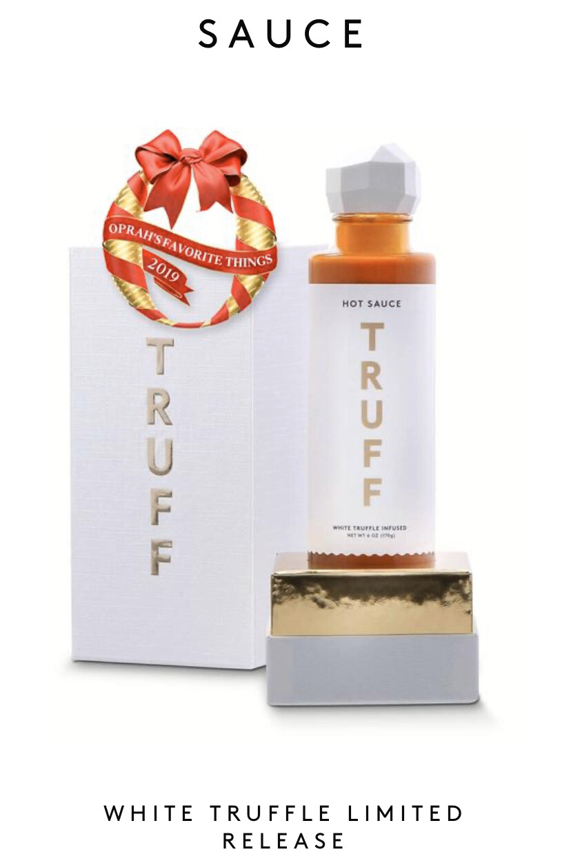 Truff Hot Sauce White Truffle Infused (Limited)