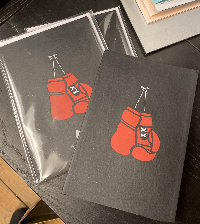 Lovepop Card Boxing