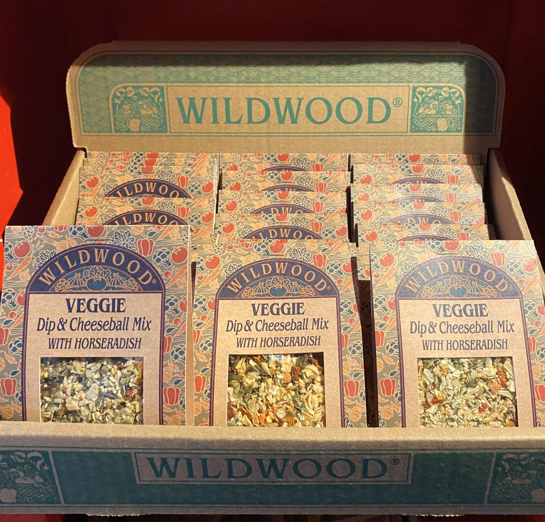 Wildwood Veggie Dip And Cheese Ball Mix W Horseradish