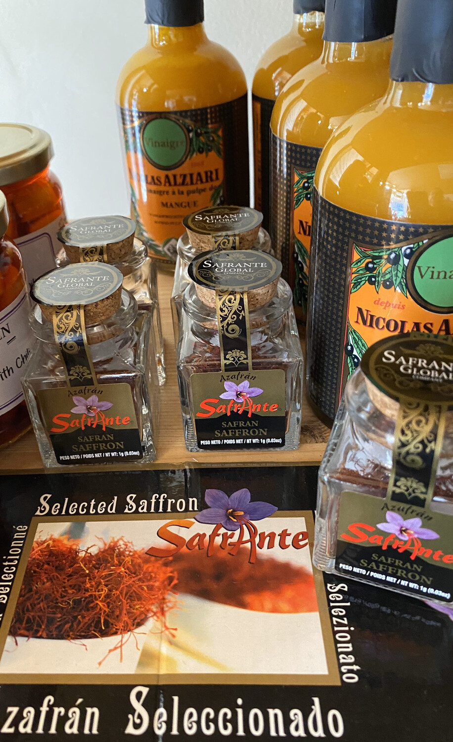 Saffron Select Imported