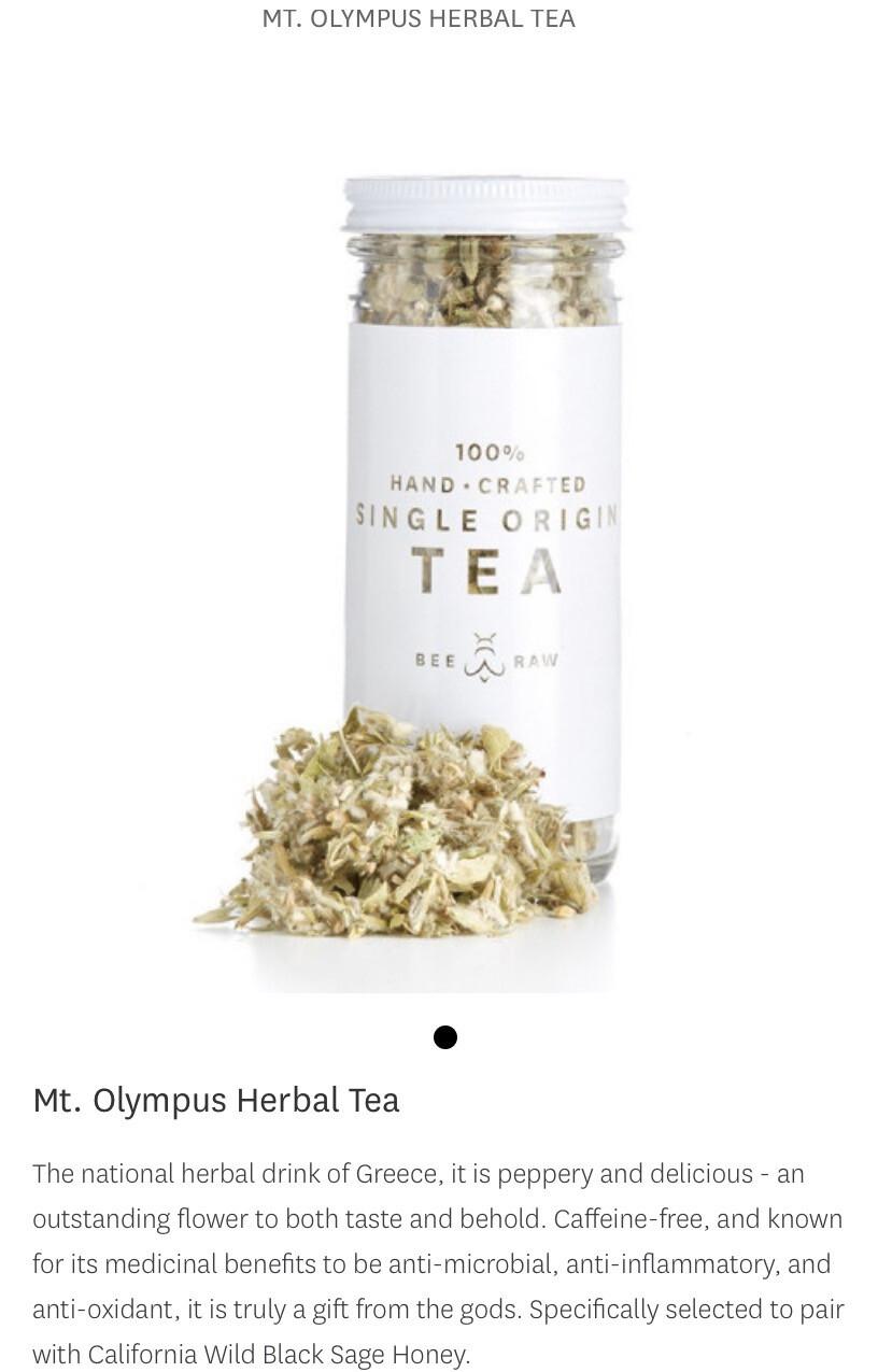 Mount Olympus Herbal Tea