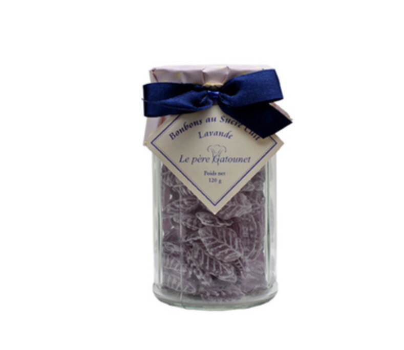 Traditional Candies Lavender