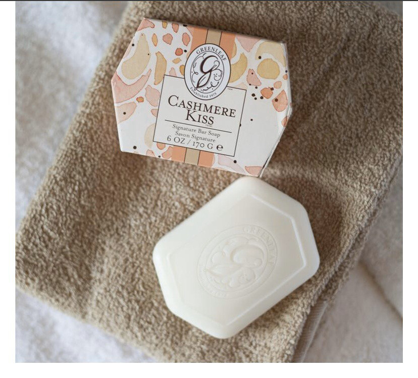 Cashmere Kiss Soap