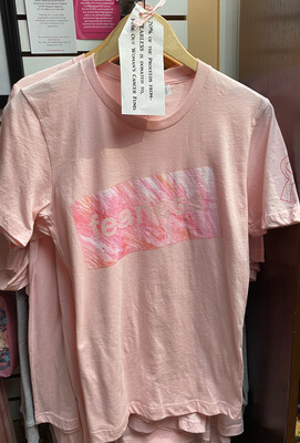 Fearless Woman's Classic Crew T 20% Donated To Pink Our.