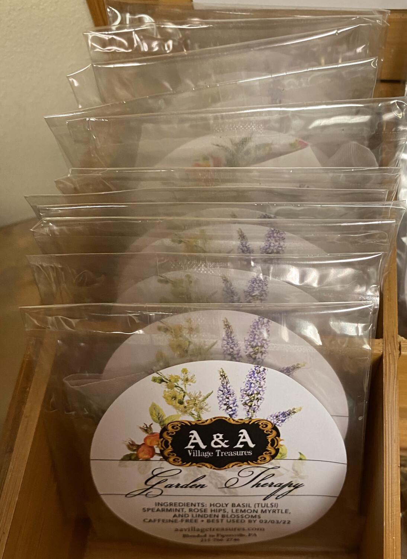A&A Organic Tea Garden Therapy Tea Singles