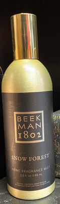 Beekman Snow Forest Home Fragrance Mist
