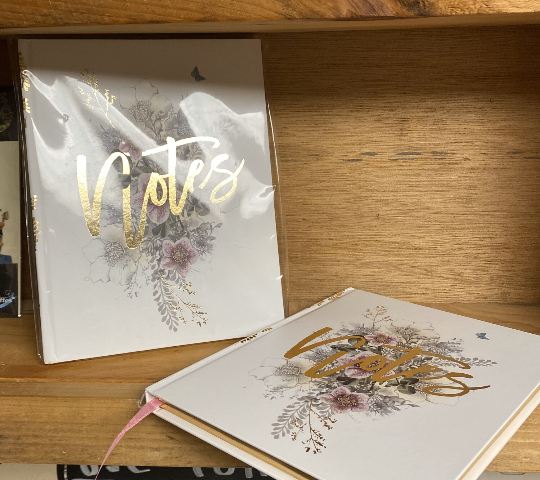 "Papaya Journal ""Notes"" Beautiful Pages"