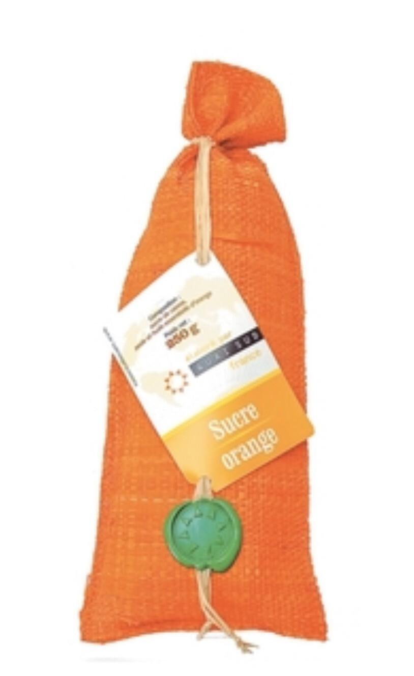 Orange Natural Flavor Pure Cane Sugar