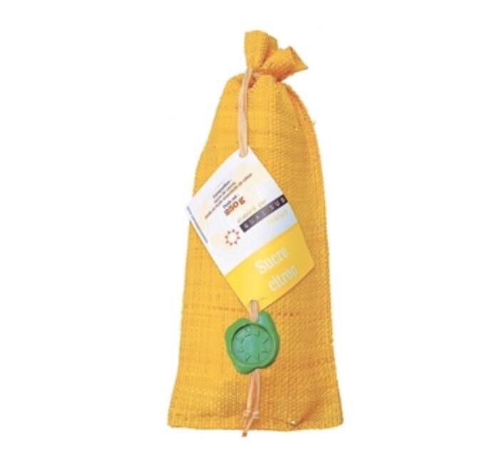 Lemon Natural Flavor Pure Cane Sugar