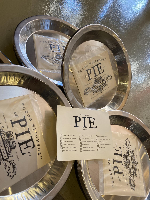 Beekman Set Of 3 Pie