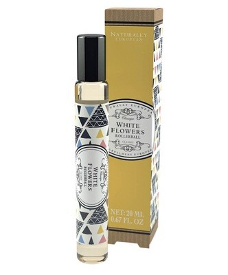 White Flowers Rollerball Perfume