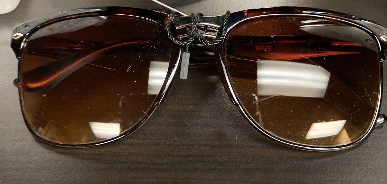 Sunglasses Classic Brown Reflective