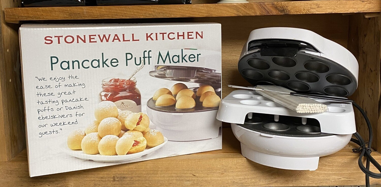 Stonewall Kitchen Pancake Puff Maker