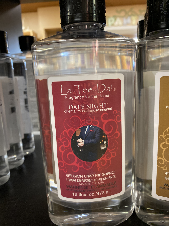 La Tee Da Date Night Oriental Musk 16 oz