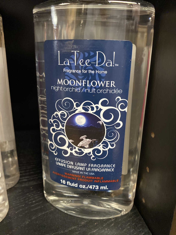 La Tee Da Moonflower-Night Orchid 16oz