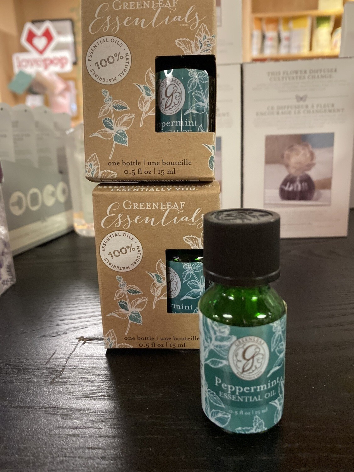 Greenleaf Essential Oil Of Peppermint