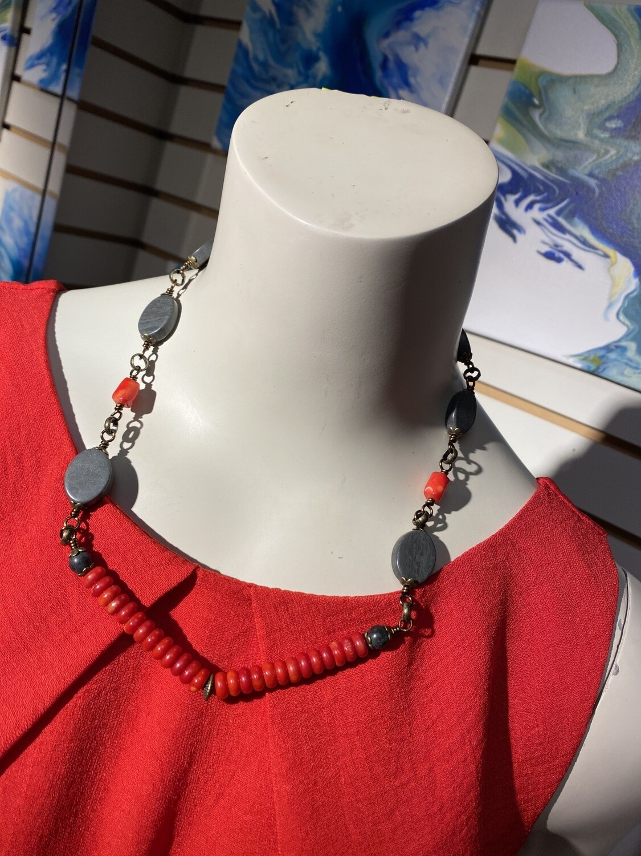 DK Blackstone Red Coral Bronze Locally Made