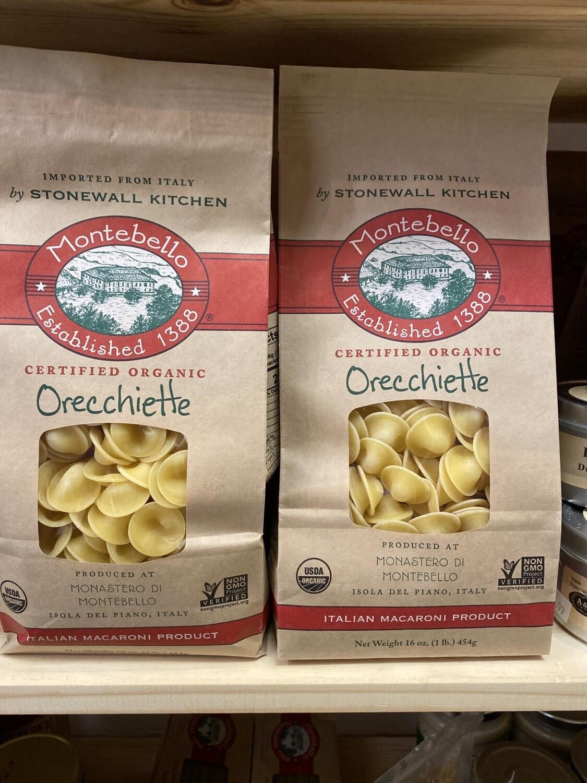 Montebello Sense 1388 Cert. Organic Orecchiette Pasta
