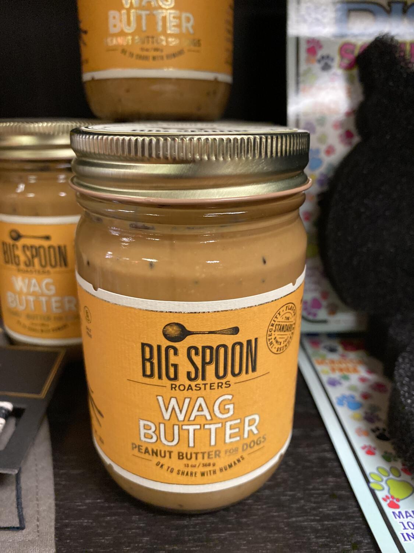 Wag Butter Doggy Peanut Butter