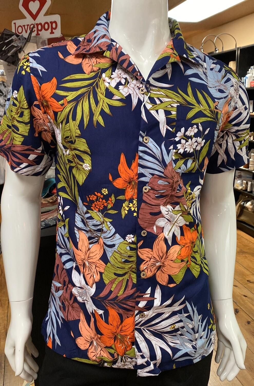 Men's Colorful 100%  Microfiber Soft Shirt