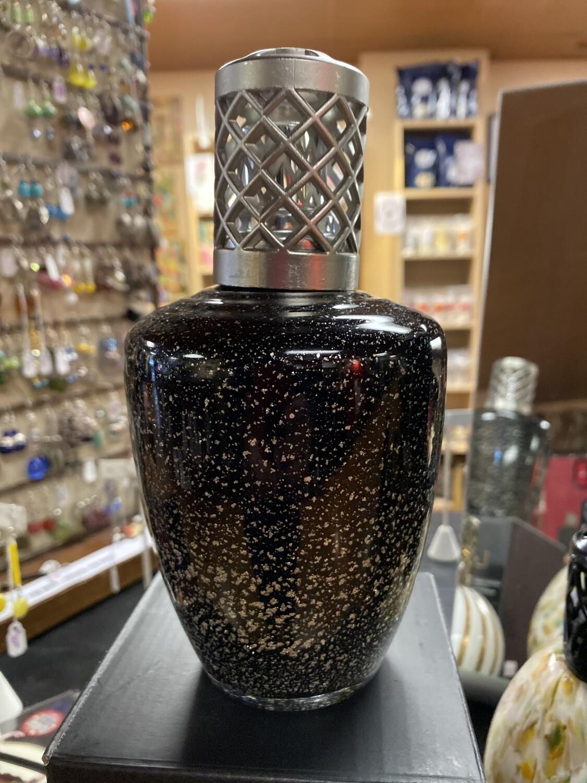 Aroma Lamp Starry Night Blk Silver