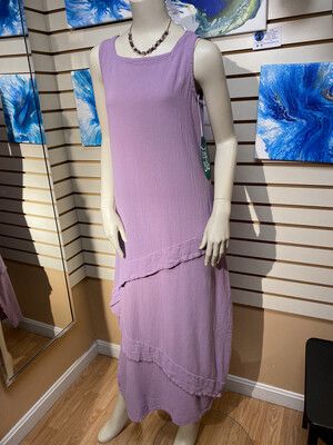 Oh My Gauze Cabo Dress Orchid Size 2