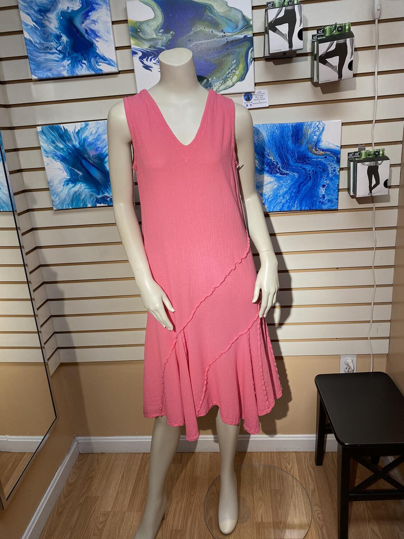Oh My Gauze Tabasco Dress Peony Dress Size 2