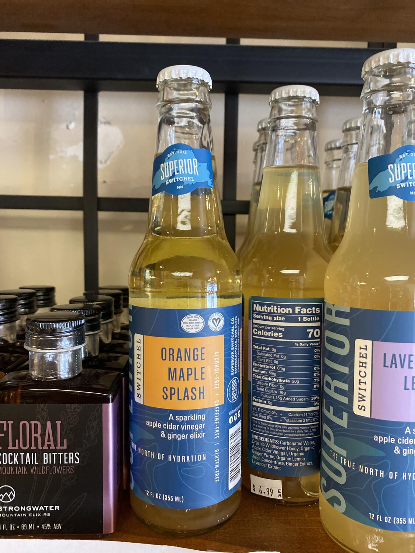 Orange Maple Splash Elixir